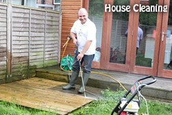 Pressure Washing Services in Melbourne